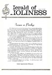 Herald of Holiness Volume 49 Number 24 (1960)