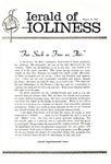 Herald of Holiness Volume 49 Number 25 (1960)