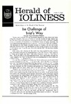 Herald of Holiness Volume 49 Number 32 (1960)