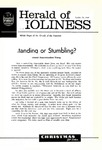 Herald of Holiness Volume 49 Number 35 (1960)