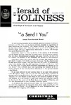 Herald of Holiness Volume 49 Number 37 (1960)