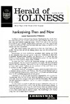 Herald of Holiness Volume 49 Number 39 (1960)