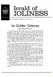 Herald of Holiness Volume 49 Number 48 (1961)