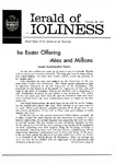 Herald of Holiness Volume 49 Number 52 (1961)