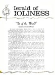 Herald of Holiness Volume 48 Number 04 (1959)