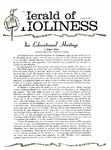 Herald of Holiness Volume 48 Number 05 (1959)