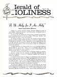 Herald of Holiness Volume 48 Number 09 (1959)