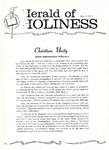 Herald of Holiness Volume 48 Number 11 (1959)