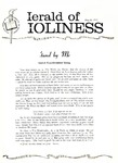 Herald of Holiness Volume 48 Number 12 (1959)