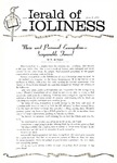 Herald of Holiness Volume 48 Number 14 (1959)