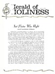 Herald of Holiness Volume 48 Number 18 (1959)