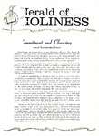 Herald of Holiness Volume 48 Number 19 (1959)