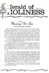 Herald of Holiness Volume 48 Number 20 (1959)