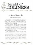 Herald of Holiness Volume 48 Number 21 (1959)