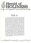Herald of Holiness Volume 48 Number 22 (1959)