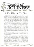 Herald of Holiness Volume 48 Number 24 (1959)