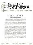Herald of Holiness Volume 48 Number 27 (1959)