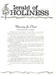 Herald of Holiness Volume 48 Number 28 (1959)