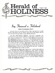 Herald of Holiness Volume 48 Number 32 (1959)