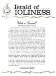 Herald of Holiness Volume 48 Number 35 (1959)