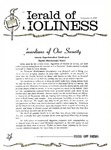 Herald of Holiness Volume 48 Number 36 (1959)