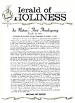 Herald of Holiness Volume 48 Number 38 (1959)