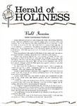 Herald of Holiness Volume 48 Number 40 (1959)