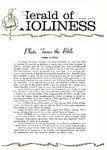 Herald of Holiness Volume 48 Number 44 (1959)