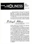 Herald of Holiness Volume 48 Number 45 (1960)