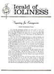Herald of Holiness Volume 48 Number 49 (1960)