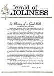 Herald of Holiness Volume 48 Number 50 (1960)