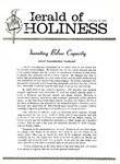 Herald of Holiness Volume 48 Number 52 (1960)