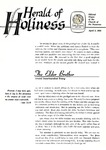 Herald of Holiness Volume 47 Number 05 (1958)