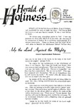 Herald of Holiness Volume 47 Number 06 (1958)