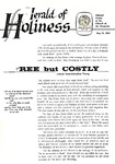 Herald of Holiness Volume 47 Number 12 (1958)