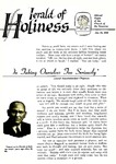 Herald of Holiness Volume 47 Number 13 (1958)