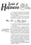 Herald of Holiness Volume 47 Number 16 (1958)