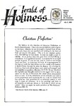 Herald of Holiness Volume 47 Number 18 (1958)
