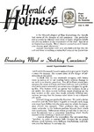 Herald of Holiness Volume 47 Number 19 (1958)
