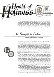 Herald of Holiness Volume 47 Number 22 (1958)
