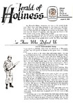 Herald of Holiness Volume 47 Number 23 (1958)