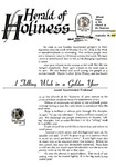 Herald of Holiness Volume 47 Number 28 (1958)