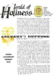 Herald of Holiness Volume 47 Number 32 (1958)
