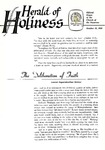 Herald of Holiness Volume 47 Number 33 (1958)