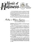 Herald of Holiness Volume 47 Number 35 (1958)