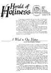 Herald of Holiness Volume 47 Number 41 (1958)