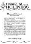 Herald of Holiness Volume 47 Number 46 (1959)
