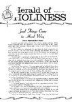 Herald of Holiness Volume 47 Number 47 (1959)