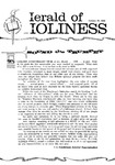 Herald of Holiness Volume 47 Number 48 (1959)