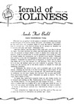 Herald of Holiness Volume 47 Number 50 (1959)